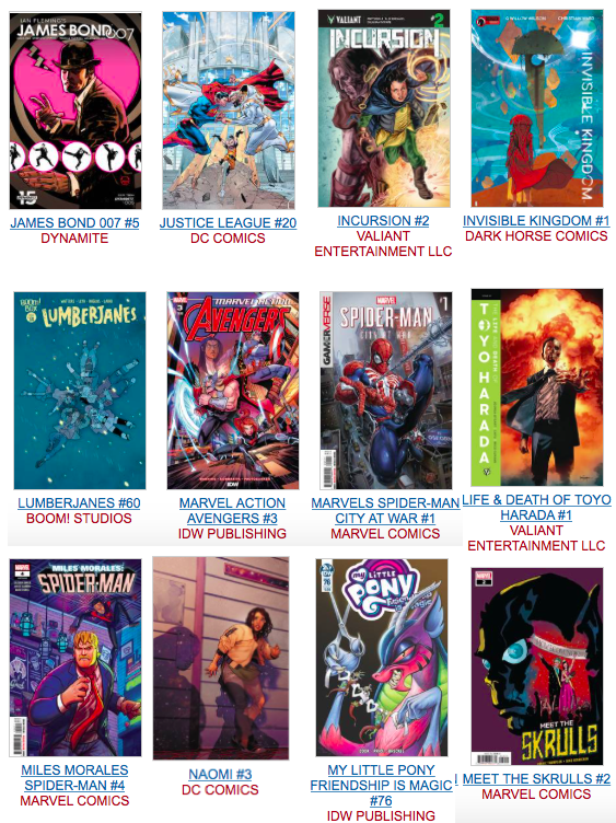Ralph Fantasy Books And Games And Comics And Toys Page 2